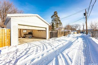 Photo 38: 317 25th Street West in Saskatoon: Caswell Hill Residential for sale : MLS®# SK841178