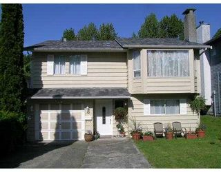 Photo 1: 130 CROTEAU CT in Coquitlam: Maillardville House for sale : MLS®# V586322