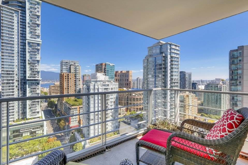 Main Photo: 2203 535 SMITHE STREET in Vancouver: Downtown VW Condo for sale (Vancouver West)  : MLS®# R2199391