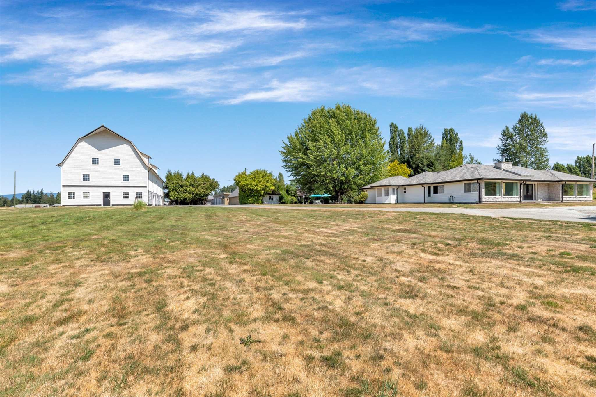 Main Photo: 22995 64 Avenue in Langley: Salmon River House for sale : MLS®# R2604644