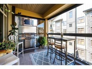 """Photo 24: A409 8218 207A Street in Langley: Willoughby Heights Condo for sale in """"Yorkson Creek (Final Phase) Walnut Ridge"""" : MLS®# R2597596"""