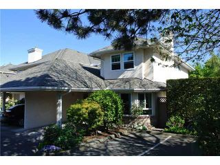 """Photo 1: 14 5651 LACKNER Crescent in Richmond: Lackner Townhouse for sale in """"MADERA COURT"""" : MLS®# V1058288"""