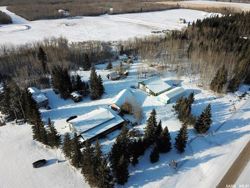 Main Photo: Turtle Grove Restaurant-Powm Beach in Turtle Lake: Commercial for sale : MLS®# SK840060