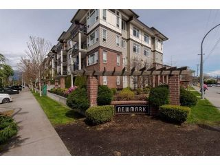 """Photo 1: 409 9422 VICTOR Street in Chilliwack: Chilliwack N Yale-Well Condo for sale in """"NEW MARKET"""" : MLS®# R2337237"""