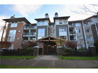 """Photo 1: 319 6888 SOUTHPOINT Drive in Burnaby: South Slope Condo for sale in """"CORTINA"""" (Burnaby South)  : MLS®# V980597"""