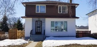 Photo 1: 524 Semple Avenue in Winnipeg: Single Family Attached for sale (4D)  : MLS®# 1906918
