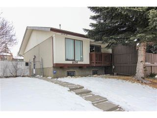 Photo 1: 6139 MADDOCK Drive NE in Calgary: Marlborough Park House for sale : MLS®# C4046134