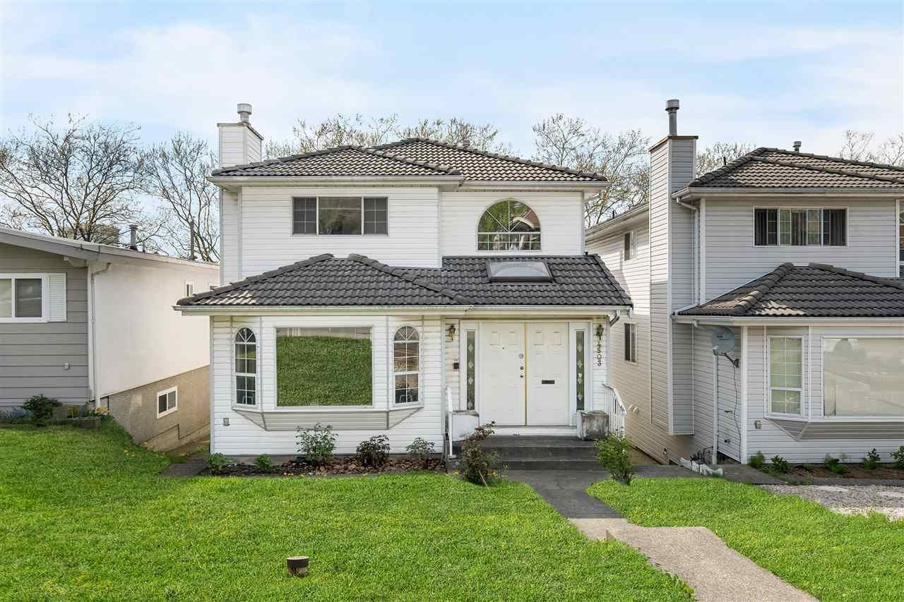 Main Photo: 4503 NANAIMO Street in Vancouver: Victoria VE House for sale (Vancouver East)  : MLS®# R2578646
