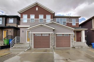 Main Photo: 425 Carringvue Avenue NW in Calgary: Carrington Semi Detached for sale : MLS®# A1102948