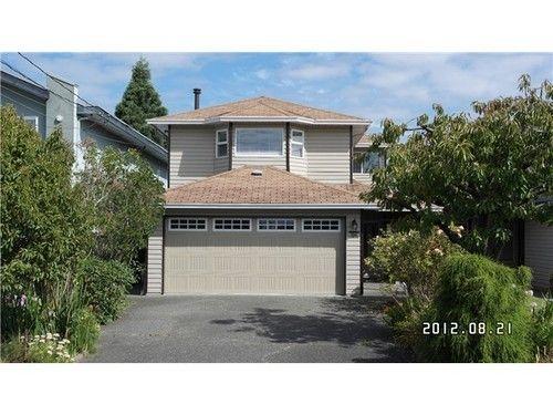 Main Photo: 3295 GEORGIA Street in Richmond: Steveston Village Home for sale ()  : MLS®# V966783