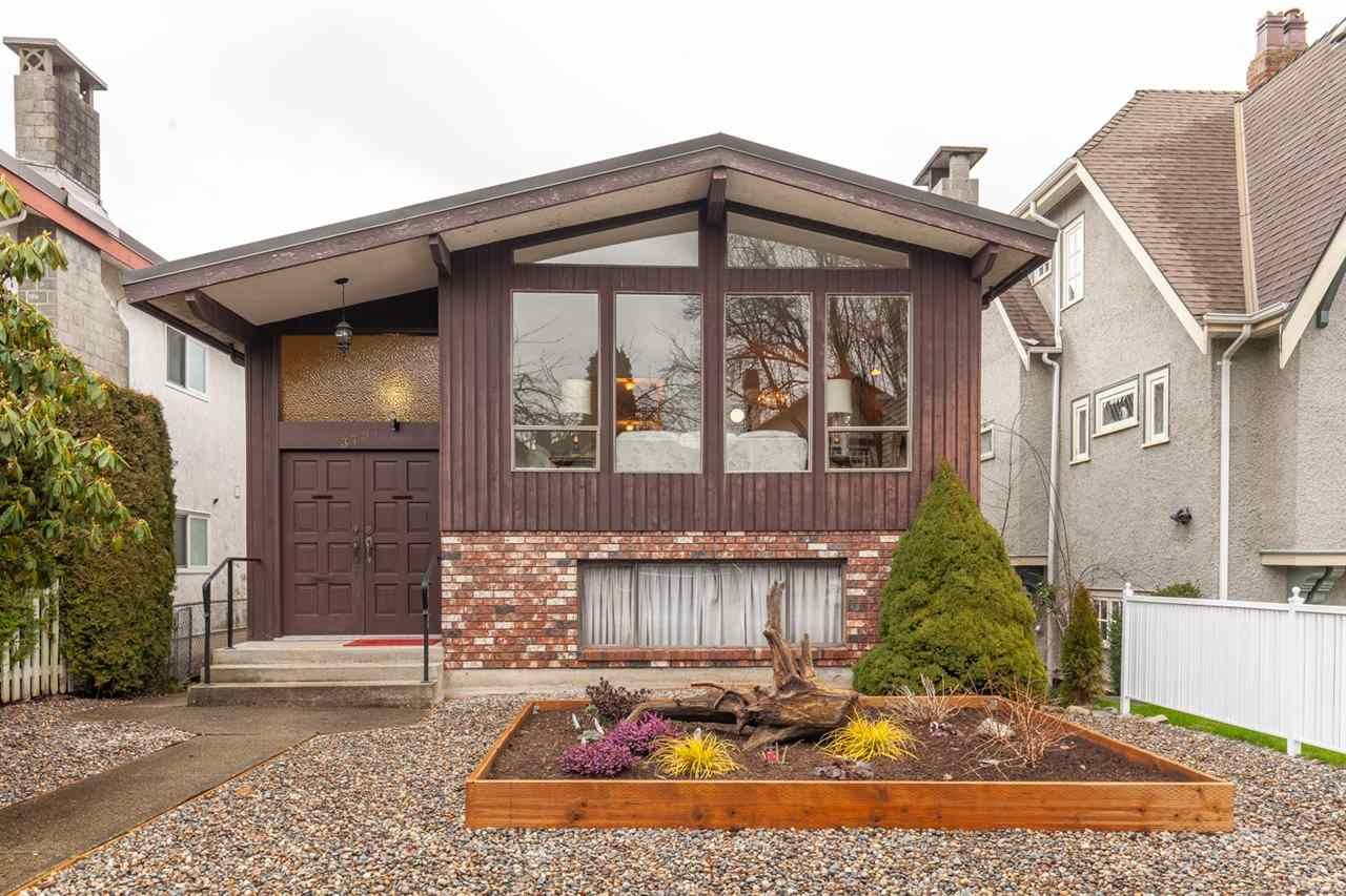 Main Photo: 3791 W 19TH Avenue in Vancouver: Dunbar House for sale (Vancouver West)  : MLS®# R2545639