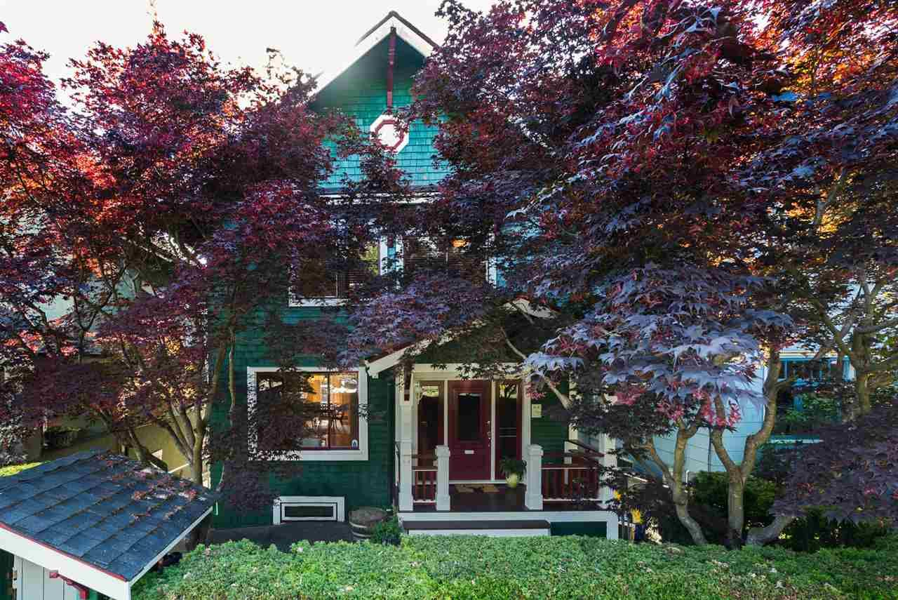 Main Photo: 1147 SEMLIN Drive in Vancouver: Grandview VE House for sale (Vancouver East)  : MLS®# R2079437