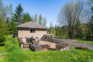 """Photo 34: 13157 PILGRIM Street in Mission: Stave Falls House for sale in """"Stave Falls"""" : MLS®# R2572509"""