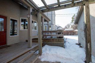 Photo 33: 108 Chataway Boulevard in Winnipeg: Tuxedo Residential for sale (1E)  : MLS®# 202102492