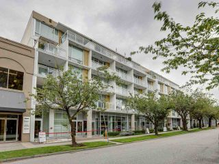 "Photo 1: 306 1635 W 3RD Avenue in Vancouver: False Creek Condo for sale in ""Lumen"" (Vancouver West)  : MLS®# R2404854"