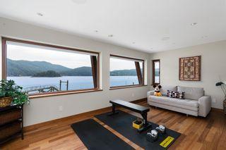 Photo 26: 5691 SUNSHINE FALLS Lane in North Vancouver: Woodlands-Sunshine-Cascade House for sale : MLS®# R2599235