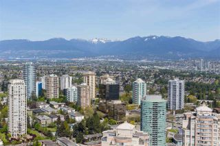 Photo 3: 5901 6461 TELFORD Avenue in Burnaby: Metrotown Condo for sale (Burnaby South)  : MLS®# R2366922
