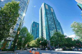 Main Photo: 802 1200 W GEORGIA Street in Vancouver: West End VW Condo for sale (Vancouver West)  : MLS®# R2589060