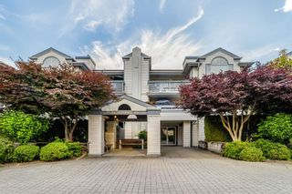 """Photo 1: 101 19121 FORD Road in Pitt Meadows: Central Meadows Condo for sale in """"EDGEFORD MANOR"""" : MLS®# R2380181"""