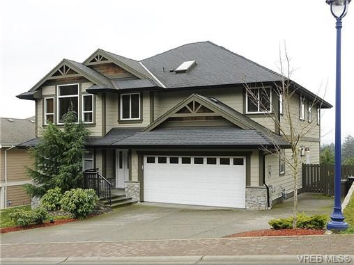 Main Photo: 2658 Ruby Court in VICTORIA: La Atkins Residential for sale (Langford)  : MLS®# 332427