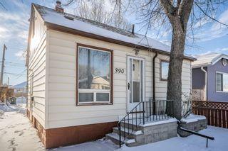 Photo 1: 390 West Union Avenue in Winnipeg: Elmwood House for sale (3A)  : MLS®# 202101238