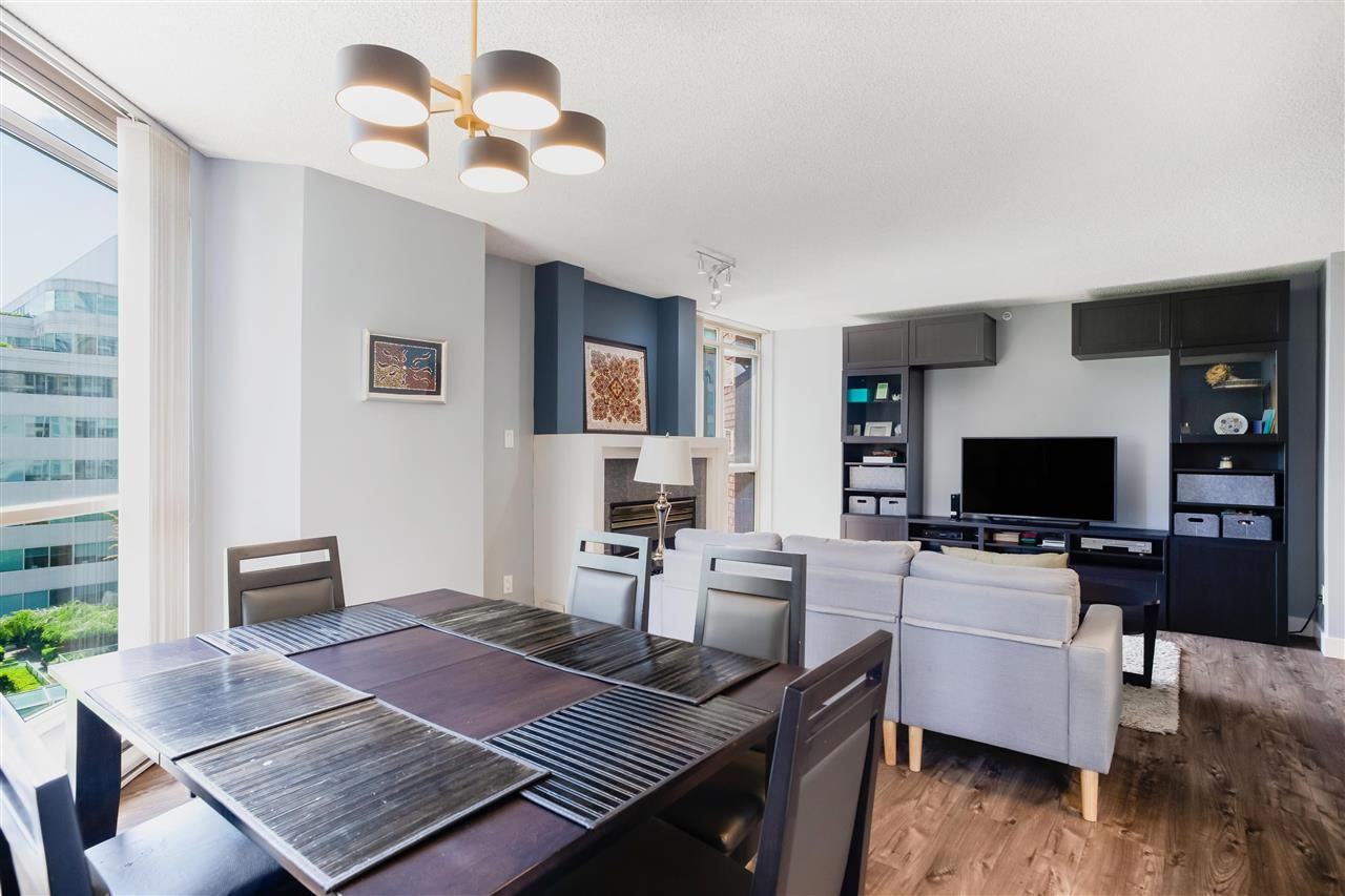 """Photo 7: Photos: 901 867 HAMILTON Street in Vancouver: Downtown VW Condo for sale in """"Jardine's Lookout"""" (Vancouver West)  : MLS®# R2588000"""