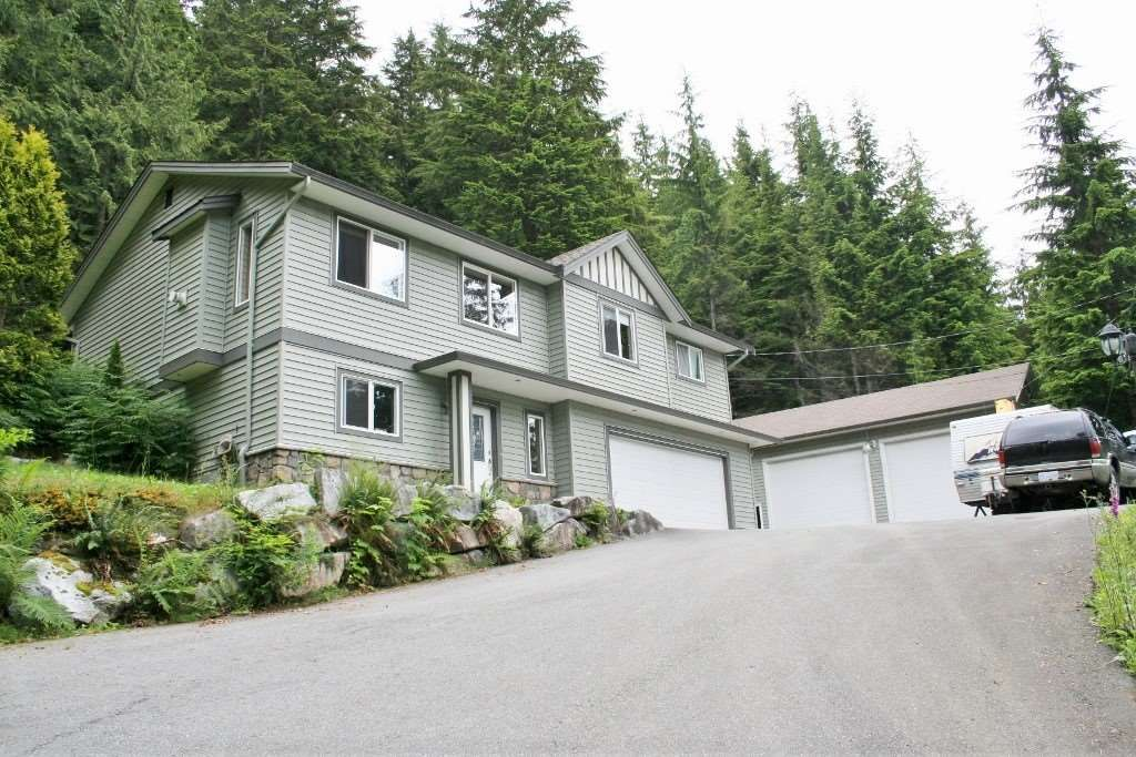 Main Photo: 12461 AINSWORTH Street in Mission: Stave Falls House for sale : MLS®# R2180890