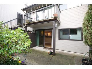 """Photo 16: 11 460 W 16TH Avenue in Vancouver: Cambie Townhouse for sale in """"Cambie Square"""" (Vancouver West)  : MLS®# V1054620"""