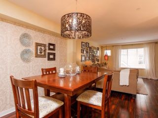 """Photo 7: 8 6651 203 Street in Langley: Willoughby Heights Townhouse for sale in """"Sunscape"""" : MLS®# F1446501"""