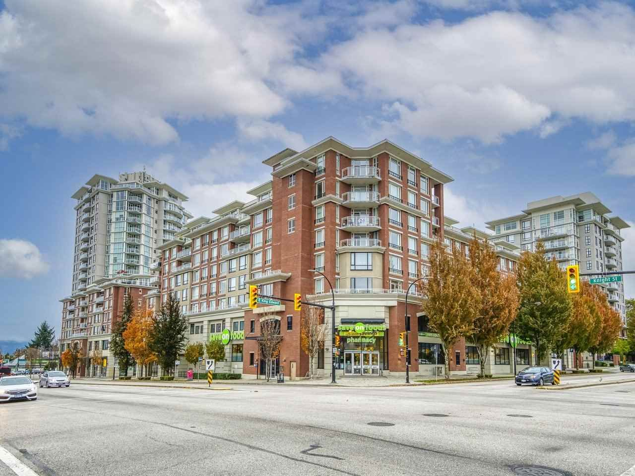 """Main Photo: 526 4078 KNIGHT Street in Vancouver: Knight Condo for sale in """"EDGE"""" (Vancouver East)  : MLS®# R2512910"""