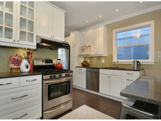 """Photo 8: 561 W 20TH Avenue in Vancouver: Cambie House for sale in """"DOUGLAS PARK"""" (Vancouver West)  : MLS®# V1093678"""