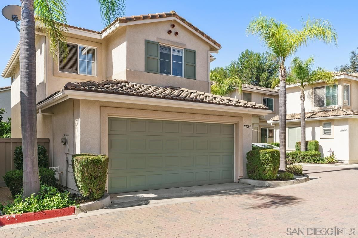 Main Photo: MIRA MESA Condo for sale : 3 bedrooms : 11563 Compass Point Dr N #7 in San Diego
