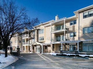 Photo 1: 313 9449 19 Street SW in Calgary: Palliser Condo for sale : MLS®# C4162789