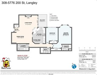 """Photo 30: 308 5776 200 Street in Langley: Langley City Condo for sale in """"The Glenwood"""" : MLS®# R2591767"""