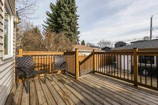 Photo 39: 9123 74 Avenue in Edmonton: Zone 17 House Half Duplex for sale : MLS®# E4241218