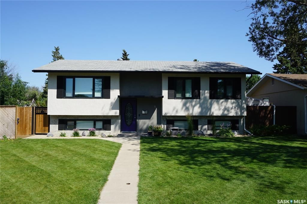 Main Photo: 842 MATHESON Drive in Saskatoon: Massey Place Residential for sale : MLS®# SK850944
