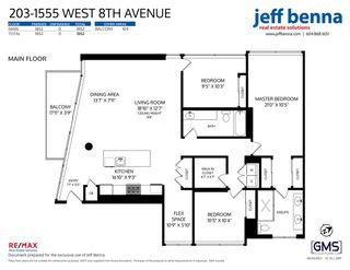"""Photo 35: 203 1555 W 8TH Avenue in Vancouver: Fairview VW Condo for sale in """"1555 WEST EIGHTH"""" (Vancouver West)  : MLS®# R2496027"""