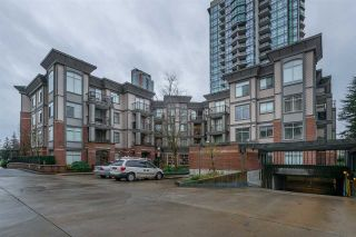 """Photo 1: 217 10455 UNIVERSITY Drive in Surrey: Whalley Condo for sale in """"D'COR"""" (North Surrey)  : MLS®# R2234286"""