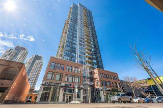 Photo 2: 2407 10238 103 Street in Edmonton: Zone 12 Condo for sale : MLS®# E4238955