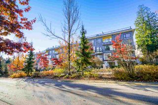 """Photo 3: 311 9350 UNIVERSITY HIGH Street in Burnaby: Simon Fraser Univer. Townhouse for sale in """"LIFT"""" (Burnaby North)  : MLS®# R2575953"""