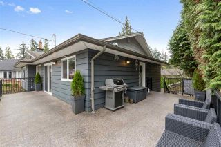 Photo 20: 2426 TOLMIE Avenue in Coquitlam: Central Coquitlam House for sale : MLS®# R2559983
