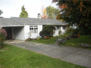 Photo 2: 1136 MAPLEWOOD CR in North Vancouver: Norgate House for sale : MLS®# V1033079