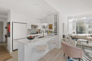 "Photo 1: 301 1468 W 14TH Avenue in Vancouver: Fairview VW Condo for sale in ""THE AVEDON"" (Vancouver West)  : MLS®# R2545980"