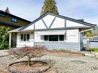 Main Photo: 506 W 23RD Street in North Vancouver: Central Lonsdale House for sale : MLS®# R2547694