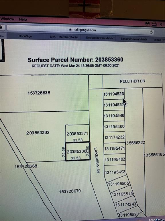 Main Photo: LOT AT MORIN LAKE in Canwood: Lot/Land for sale (Canwood Rm No. 494)  : MLS®# SK846709