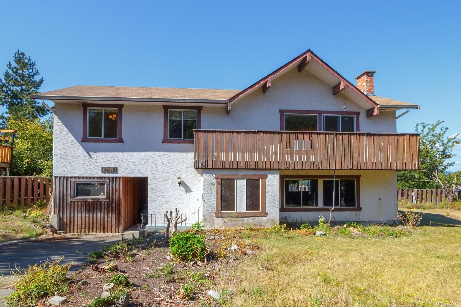 Main Photo: 1401 McKenzie Ave in : SE Cedar Hill House for sale (Saanich East)  : MLS®# 854162