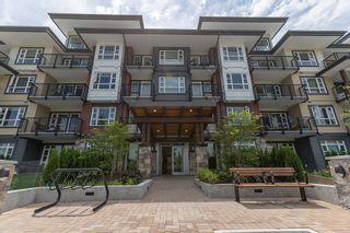 """Photo 1: 305 22562 121 Avenue in Maple Ridge: East Central Condo for sale in """"EDGE2"""" : MLS®# R2282299"""