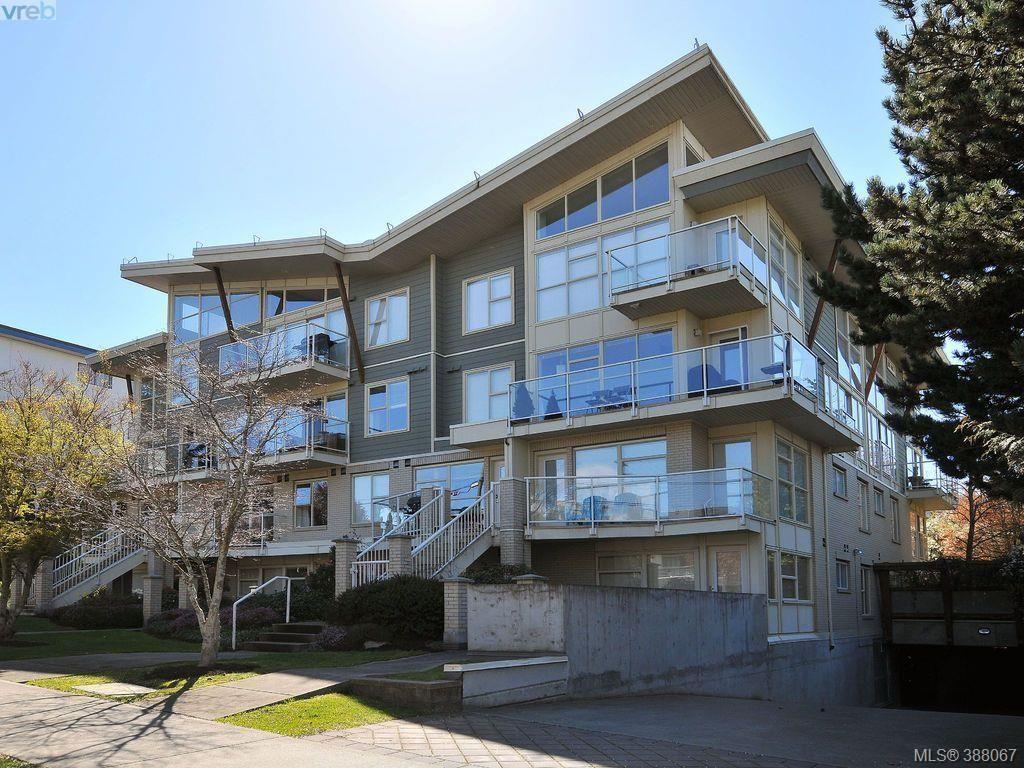 Main Photo: 208 1155 Yates St in VICTORIA: Vi Downtown Condo for sale (Victoria)  : MLS®# 779847