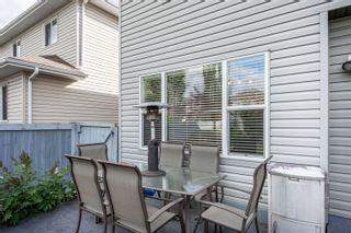 Photo 40: 124 CASTLE Drive in Edmonton: Zone 27 House Half Duplex for sale : MLS®# E4260271