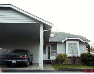 """Photo 1: 19 2989 TRAFALGAR Street in Abbotsford: Central Abbotsford Townhouse for sale in """"SUMMER WYND"""" : MLS®# F2806093"""